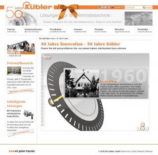 50 Jahre Kübler